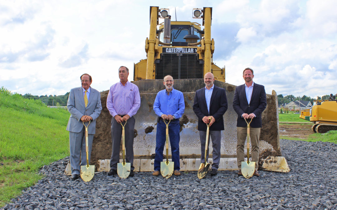 BET INVESTMENTS, INC. (A Bruce E. Toll Company) BREAKING GROUND ON $200M MIXED USE PROJECT IN UPPER DUBLIN, PENNSYLVANIA