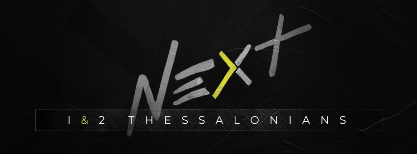 """Next"" Sermon Series"