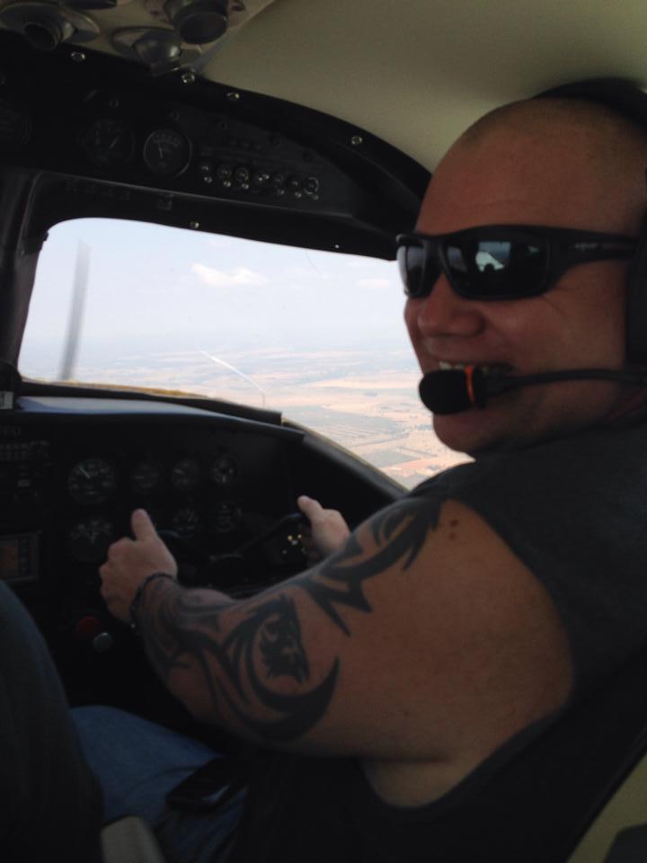 Airplane... no problem!