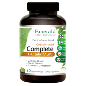 Emerald Complete 1-Daily (30) Bottle