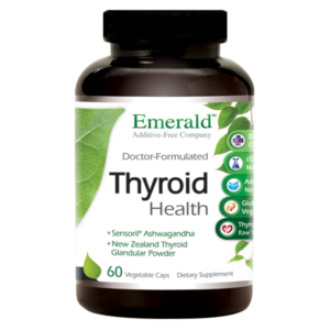 Emerald Thyroid Health (60) Bottle