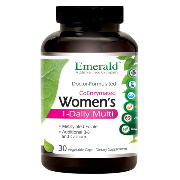 Emerald Women 1-Daily Multi (30) Bottle