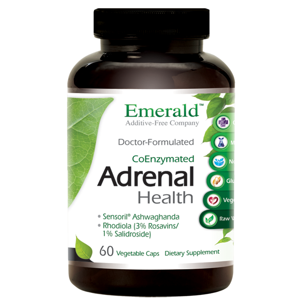 Emerald Adrenal Health (60) Bottle