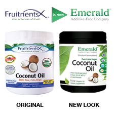 Coconut Oil 16oz Side-by-Side