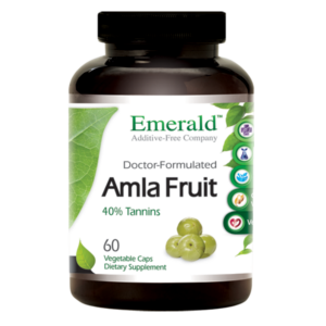 Emerald Amla Fruit (60) Bottle