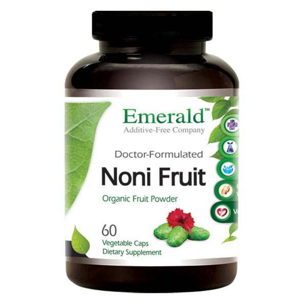 Emerald Noni Fruit (60) Bottle