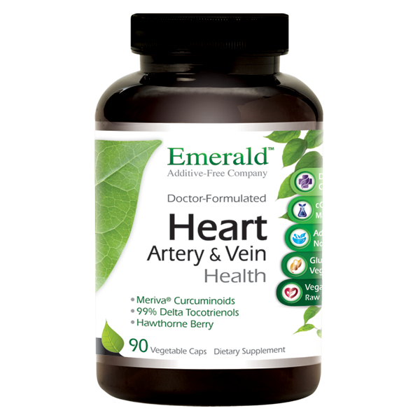 Emerald Heart Health (90) Bottle