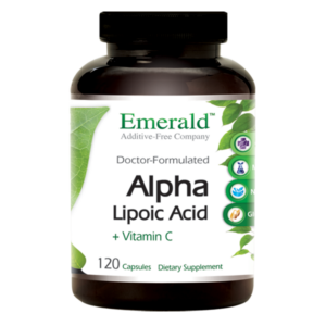 Alpha Lipoic Acid (60) Bottle