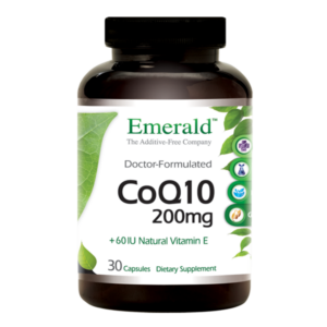 CoQ10 200 (30) Bottle