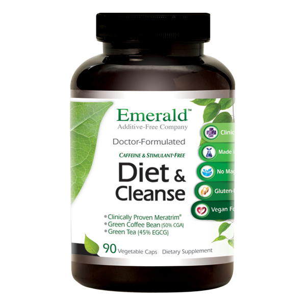 Diet Cleanse (90) Bottle