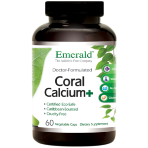 Emerald Labs Coral Calcium (60) Bottle