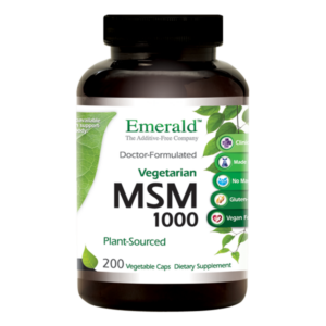 MSM Vegetarian Bottle