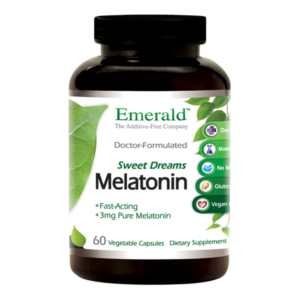 Melatonin (60) Bottle