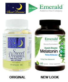 Melatonin Time Release Side-by-Side