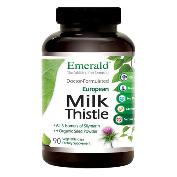 Milk Thistle (90) Bottle