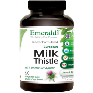 Emerald Milk Thistle Bottle-Front 600x600
