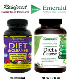 Diet Cleanse Side-by-Side