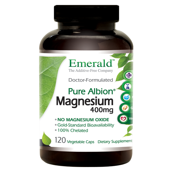 Emerald Magnesium (120) Bottle