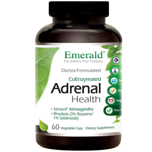 Emerald Labs Adrenal Health (60) Bottle