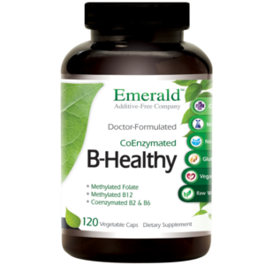 Emerald Labs B-Healthy (120) FINAL Bottle