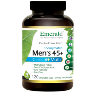 Emerald Labs Clinical+ Men's Multi Bottle