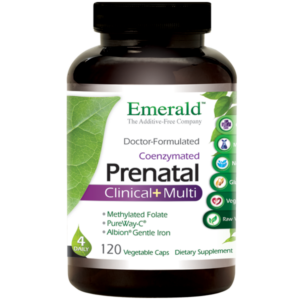 Emerald Labs Clinical+ Prenatal Multi Bottle