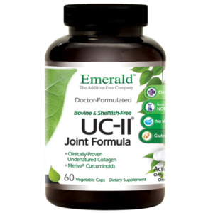 Emerald Labs UC-II Joint Health Bottle