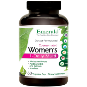 Emerald Labs Women's 1-Daily (60) Bottle