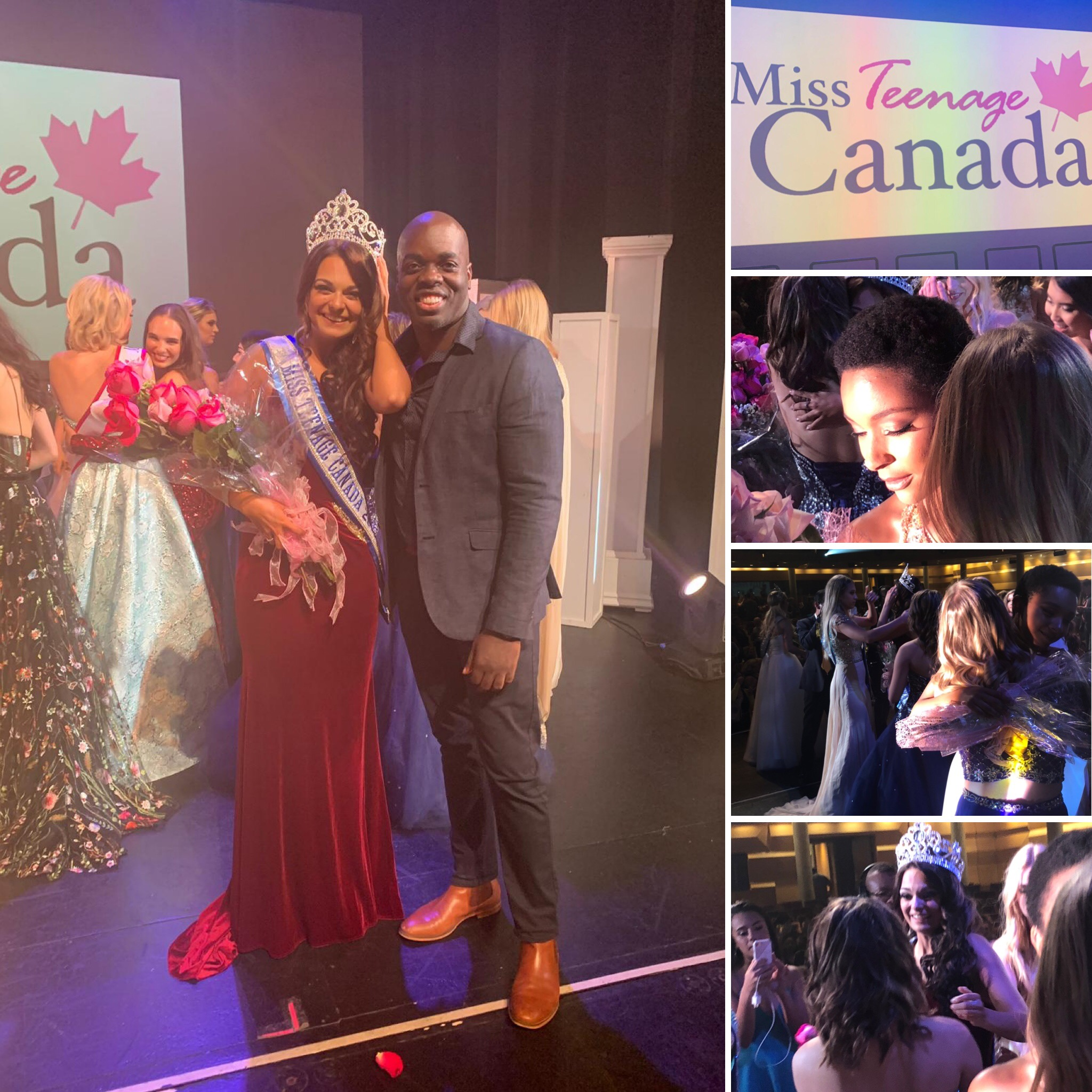 Congratulations to Miss Teenage Canada 2019