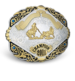 trophy belt buckle