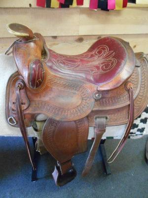 PRICE REDUCED! Colorado Saddlery 16