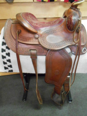 PRICE REDUCED! Colorado Saddlery 16