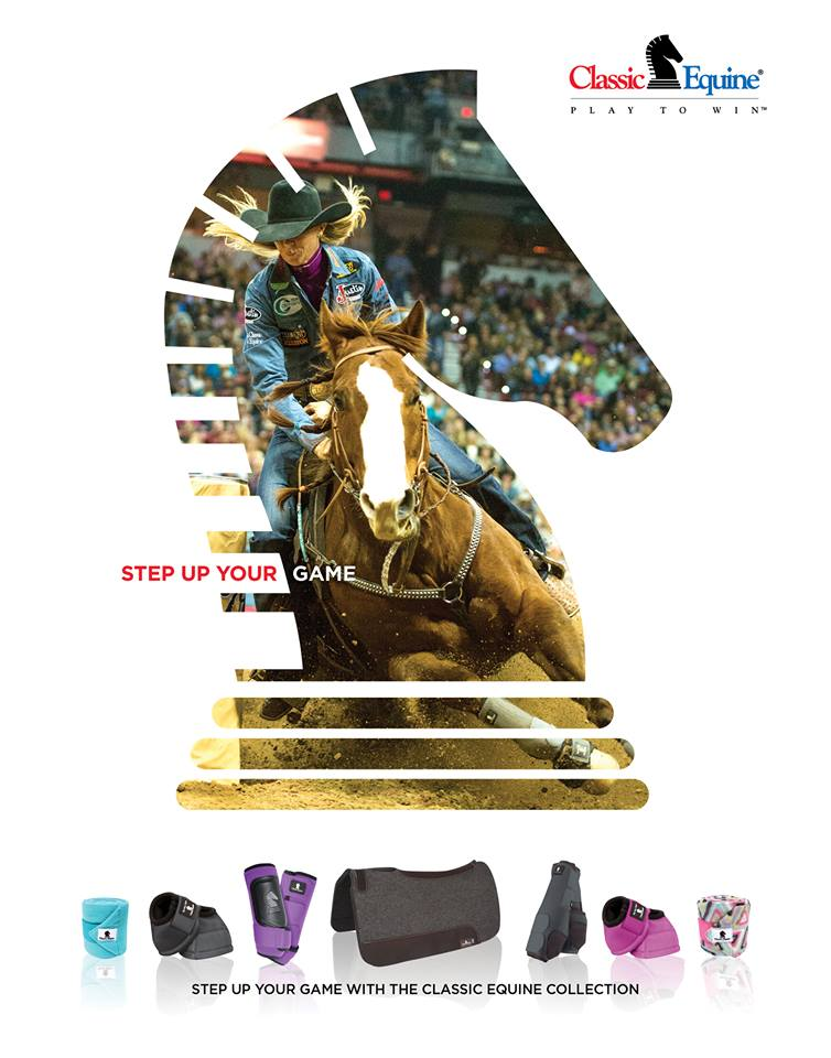 Classic Equine Products For Barrel Racers