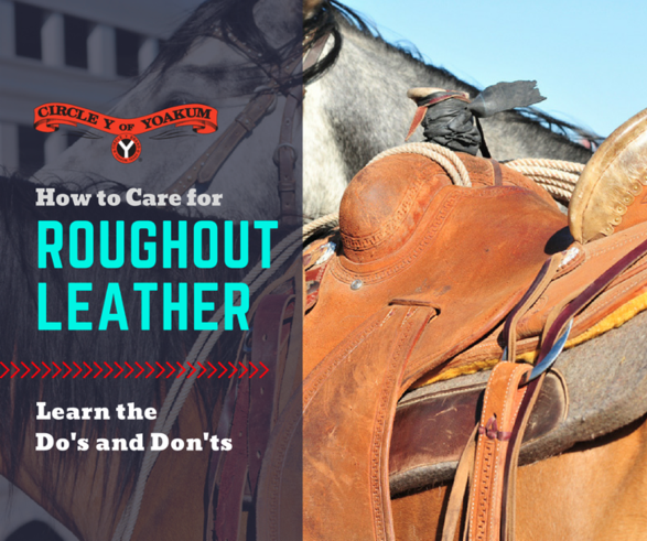 How to Care for Roughout Leather