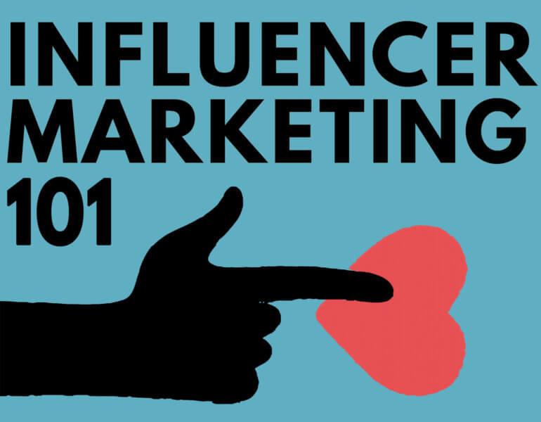 Influencer Marketing 101 Main Logo