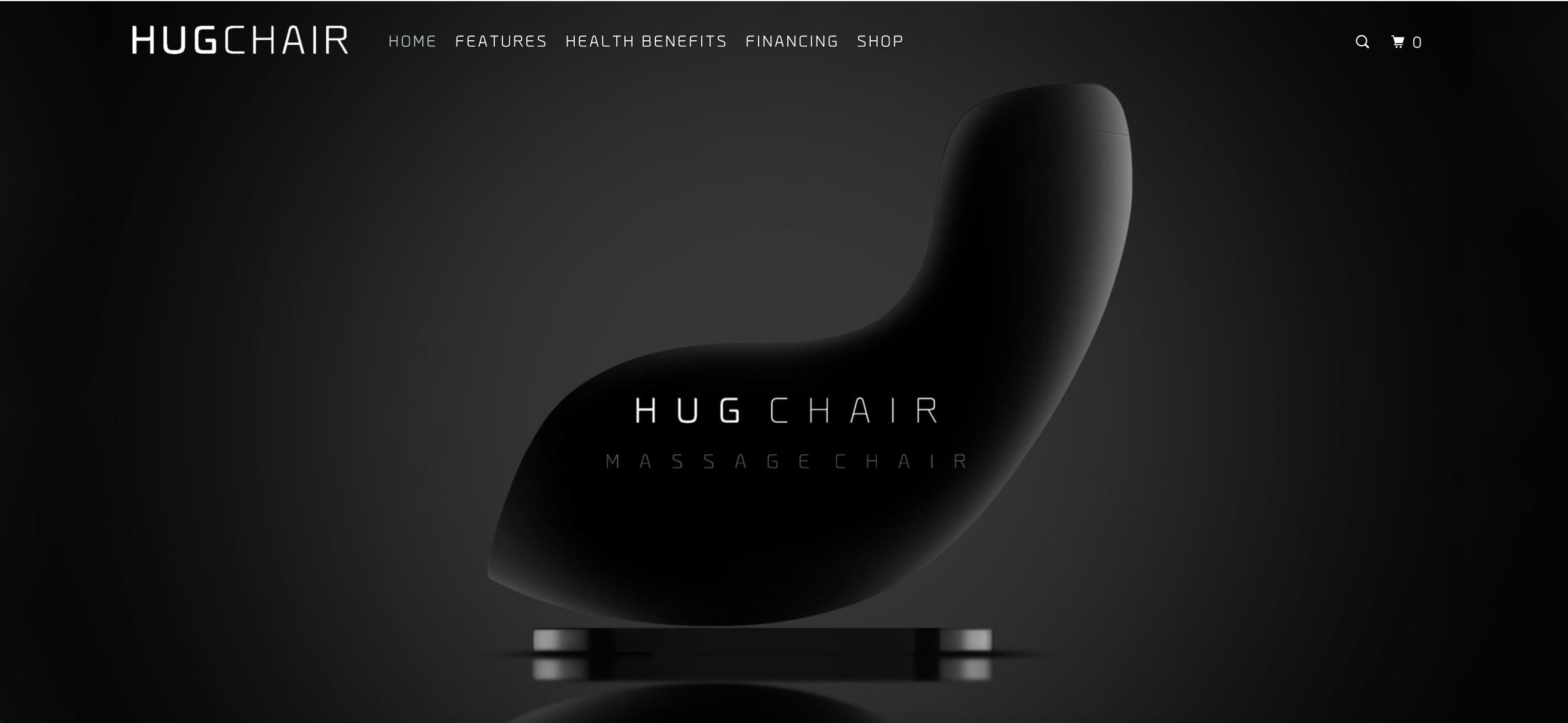hug chairs bodyfriend company usa massage chairs web design website development los angeles
