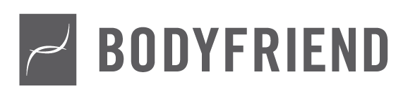 bodyfriend massage chair marketing agency logo