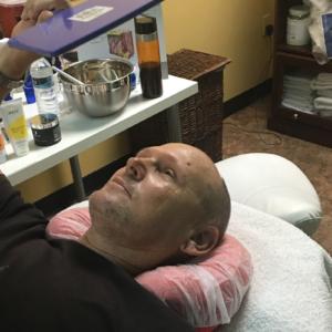 facial for men in tampa