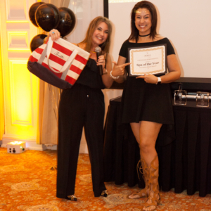 Ivette receives Spa of the Year Award for 2017