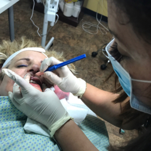permanent makeup on lips