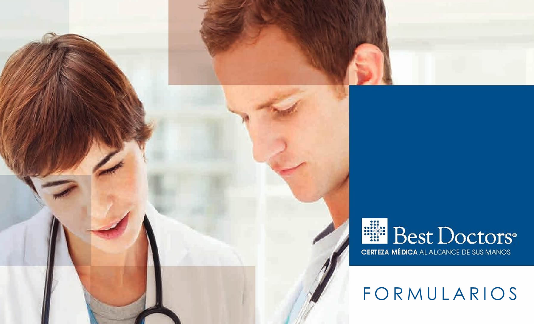 Best Doctors formularios