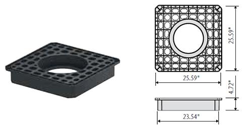 stormbrixx sd remote access plate
