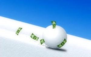 dollar-snowball