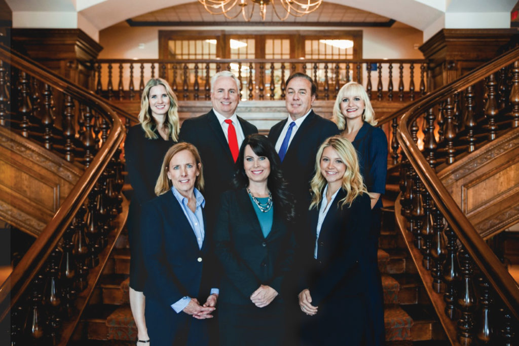Ellett Law Team Photo