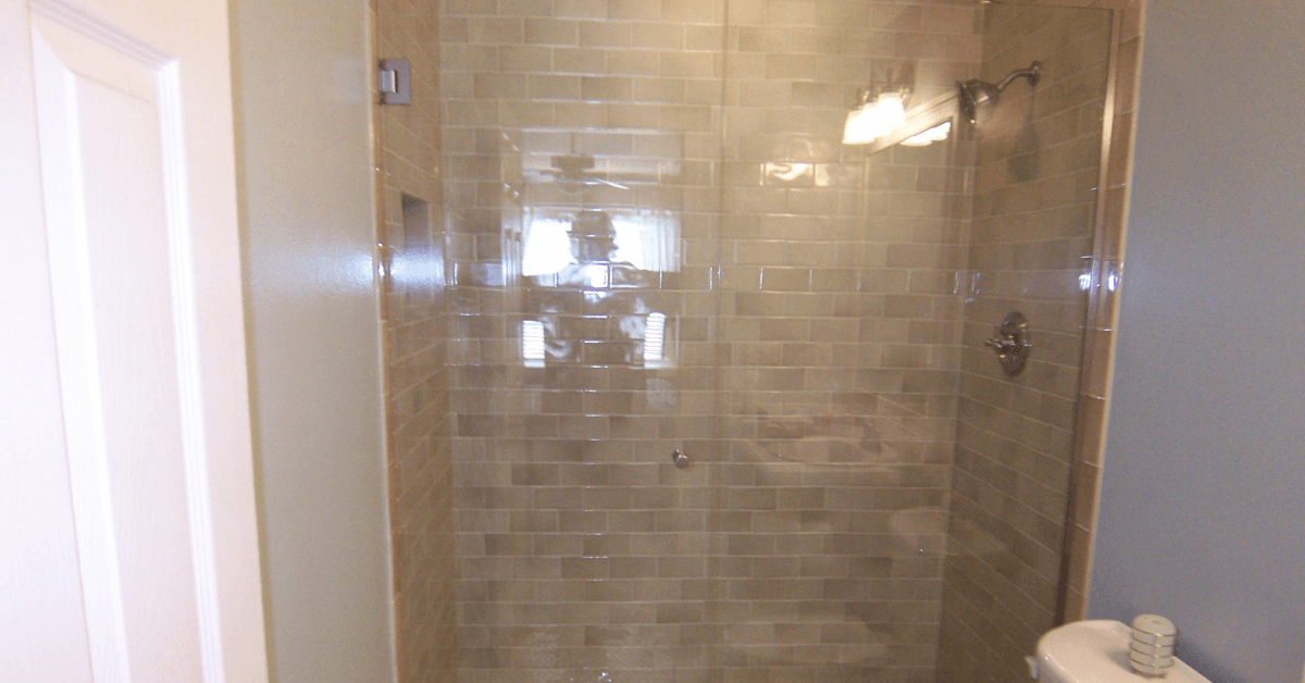 frameless shower enclosures near Volusia County