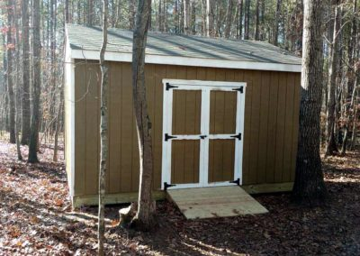 Custom Built Shed