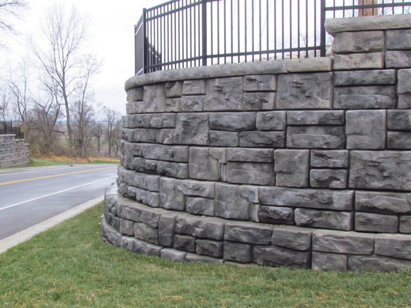 Redi-Rock Retaining Wall Systems