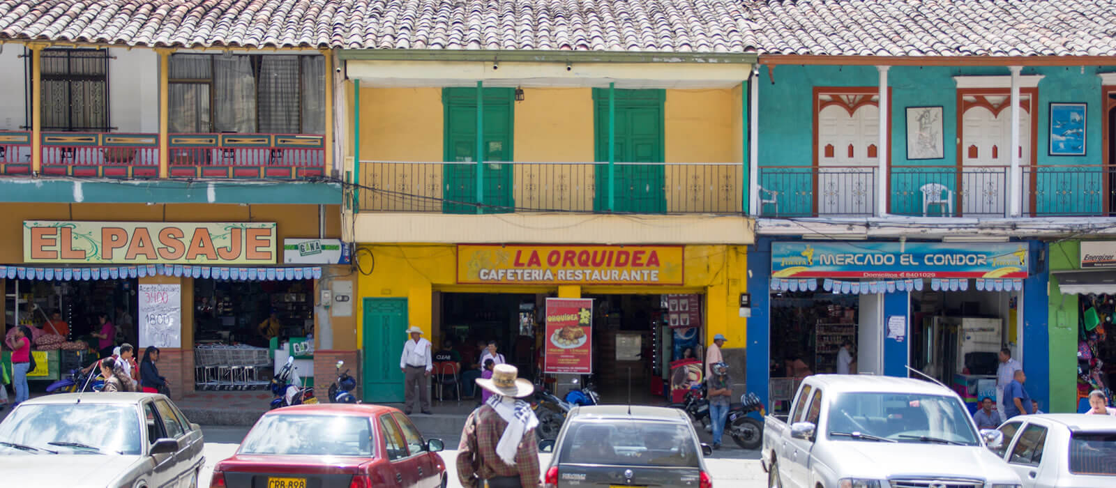 fredonia hacienda hotel la sierra coffee colombia
