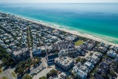 Rosemary Beach Aerial
