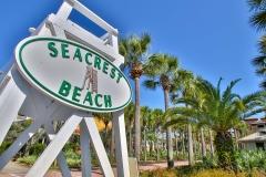 Seacrest Beach Sign-11